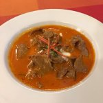 Beef Phanaeng Curry