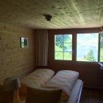 Neues Doppelzimmer mit Aussicht auf den Fählensee