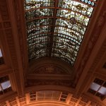Ceiling at The Bank