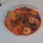 Cappellini with Shrimp
