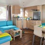 Foto de Camping-Club Les Jardins de la Mer