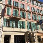 Hotel Crillon Centre Nice Foto