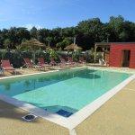 Nouvelle piscine chauffée, ouverte de 9h à 20h