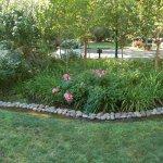 well-groomed gardens