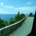 Sur la route excursion de St Florent et Cap Corse