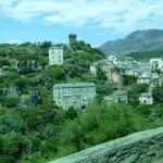 Village vers le Cap Corse