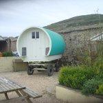 Caravan for sale in the gardens