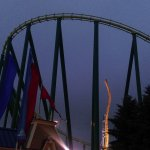 Steel Venom and Wild Thing in the evening
