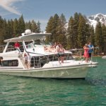 Rum Runner Boat Cruise on Lake Tahoe at Camp Richardson