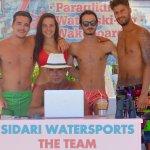 SIDARI WATERSPORTS TEAM