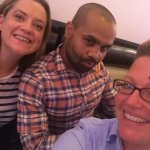 A fab night at Indian Lounge. We met the lovely LGBT Chris! Good food, amazing service x