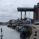 Wells harbour.