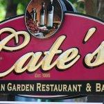 Cate's Italian Garden