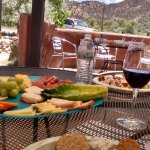 Lunch provided by New Mexico Wine Tours