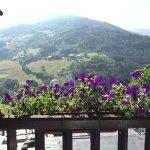 Terraza de la Rectoral y vistas del Valle de Taramundi