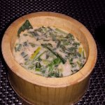 5 Local Veges cooked in Soy Soup