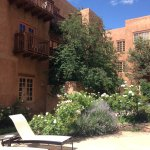 Hotel Santa Fe, The Hacienda and Spa Foto
