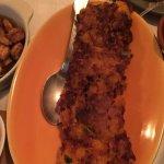 Lulas fritas, Migas, Camarão frito, Carne de alguidar. Tudo divinal
