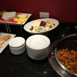 Business lounge on executive floor; free evening meal and snacks