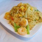 Singapore Rice Noodles at Hong Hua Farmington Hills MI