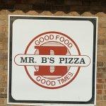 Mr. B's Pizza