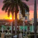 Puesta de Sol en Trinidad