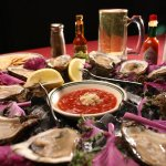 Oysters - Add Hot Sauce, Swallow, Repeat!