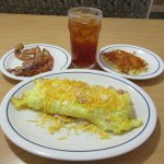 Breakfast at IHOP.