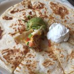 Best quesadilla I ever ate in my whole life: EVER. Very authentic (from a westerner's point of v