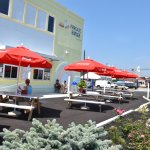 Margate Burgers and Food Truck : Outdoor Seating