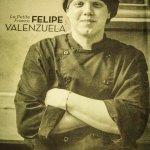 Felipe, todo un artista, sus tortas y pasteles no tienen comparación.