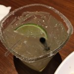 Great drinks and good food!!  Everything was tasty, and staff was helpful. Margaritas were smoot