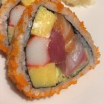 Crazy Roll, Hot Night Sushi and Children's Menu A