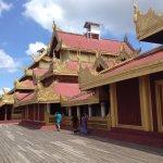 Mandalay Fort Foto