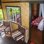 Fare Vaihere bungalow face au lagon