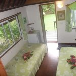 Fare Vaihere bungalow jardin Uru