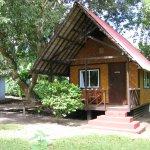 Fare Vaihere bungalow jardin Letchi