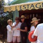 Bar du Restaurant L'Estagnol