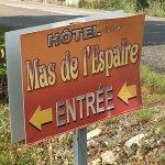 Foto de Hotel Mas de l'Espaire