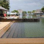 Photo de Tanjung Rhu Resort
