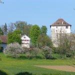 Schlosshalde und Mörsburg