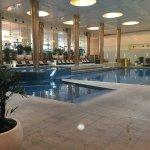 Pool and standard room