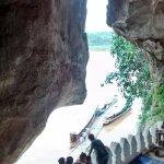 Grottes Pak Ou Foto