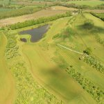 An aerial view of the Golf Course June 2016