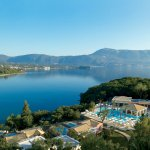 Eva Palace 5* Hotel, Pool landscape and Waterfront Villas