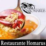 Arroz con bogavante Rest. Homarus