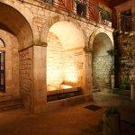 """Cortile interno Museo """"Tommaso Campailla"""""""