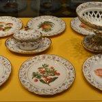 Sezione Ceramiche - Servizio Dufour