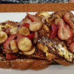 Awesome French Toast Flambeau