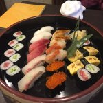 Amazing fresh sushi!
